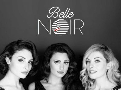 Belle Noir - The Voice
