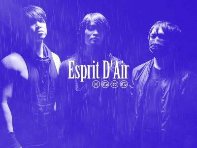 Esprit D'Air band