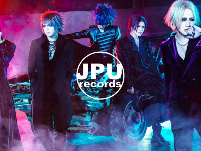 JPU Records - The GazettE J-Rock