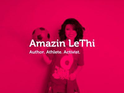 Amazin Lethi - LGBT Author Speaker