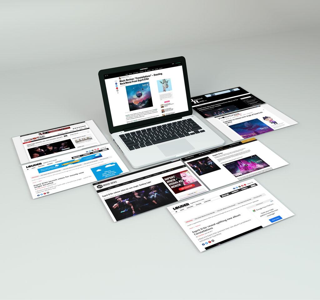 Online Music PR